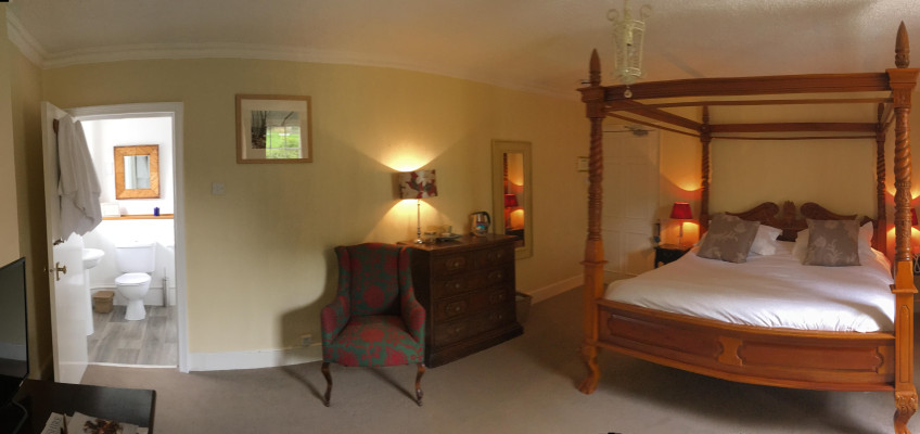 Our Rooms Prince Hall Country House Hotel Dartmoor Restaurant
